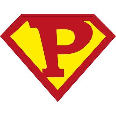 Super Helden Sticker