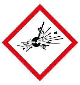 GHS01 - Explosive