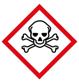 GHS06 - Toxisch (Giftig)
