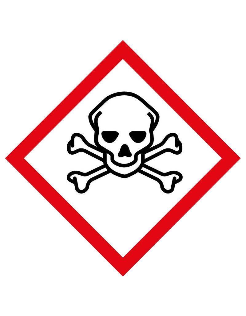 GHS06 - Giftig