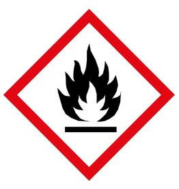 GHS02 - Inflammable