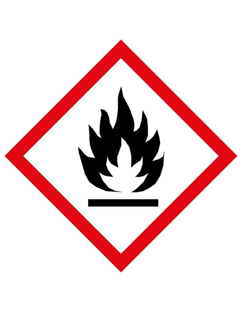 GHS02 - Entflammbar