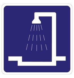 Dusche Aufkleber