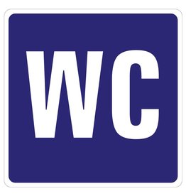 WC sticker