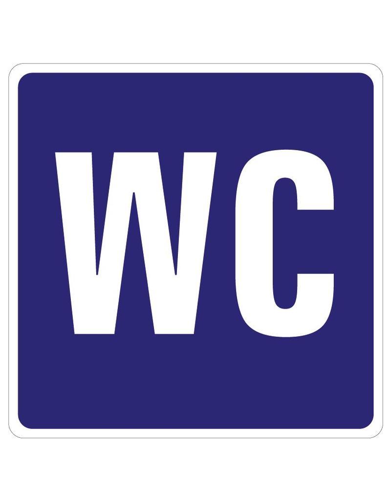 WC sticker