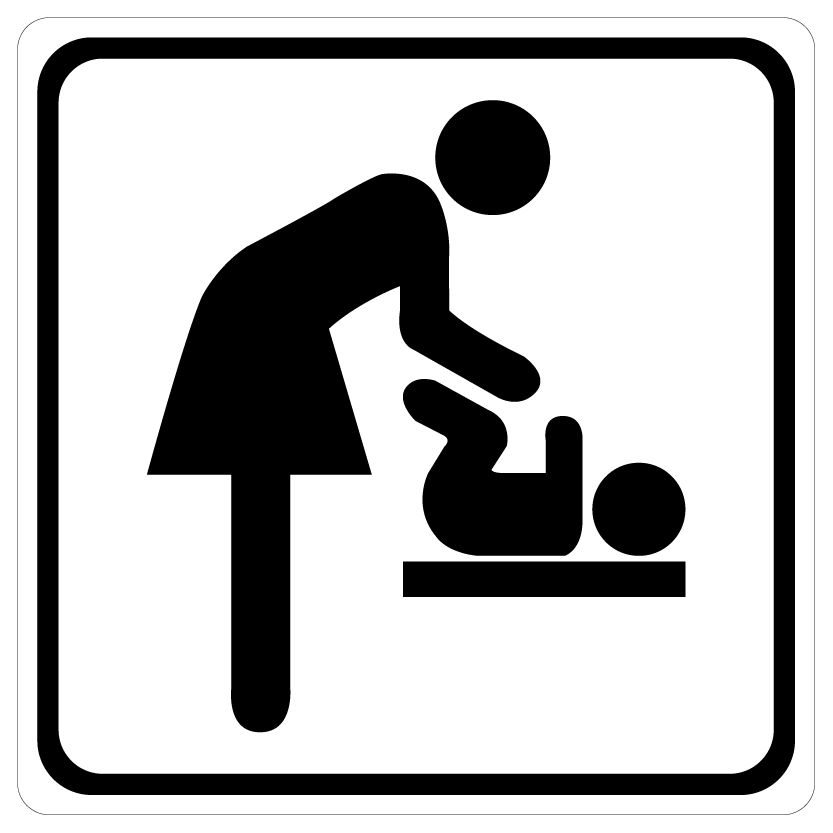 Baby verschoningsruimte