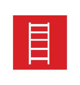 Fire escape 2 sticker
