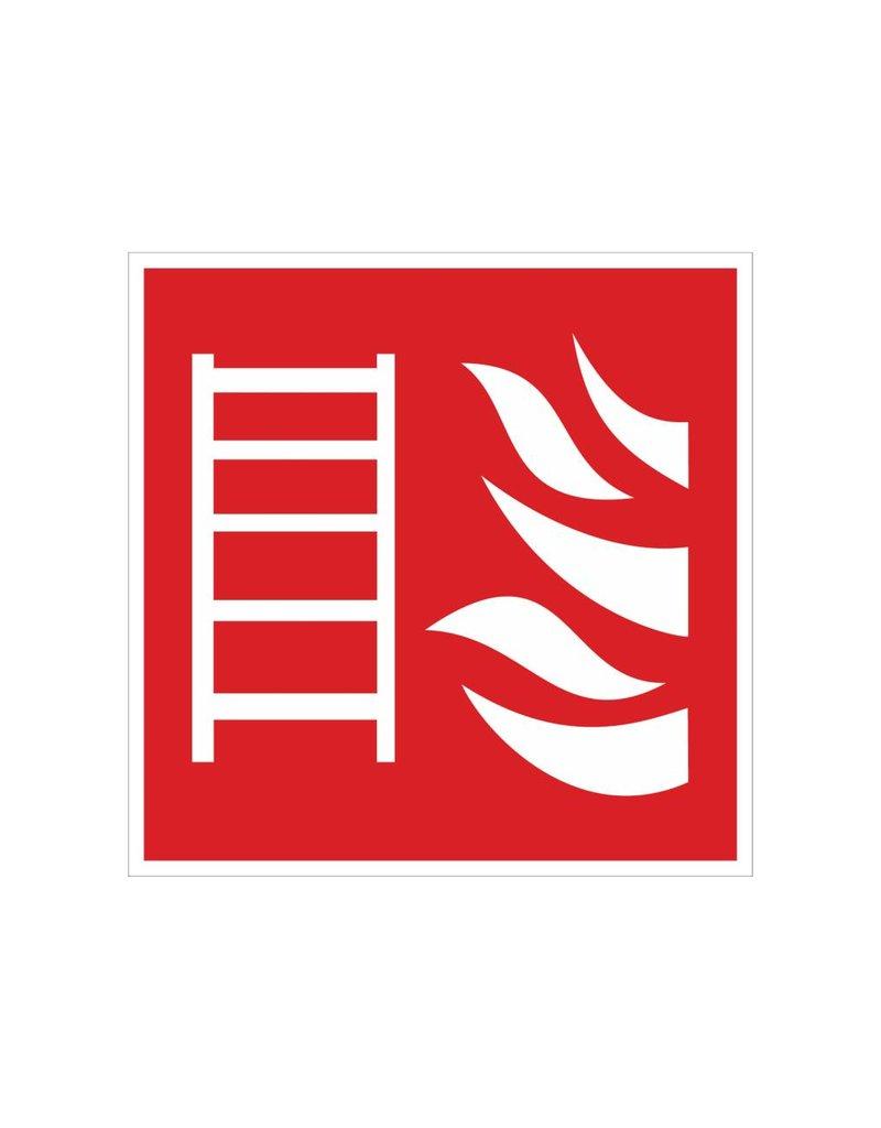 Feuerleiter Sticker
