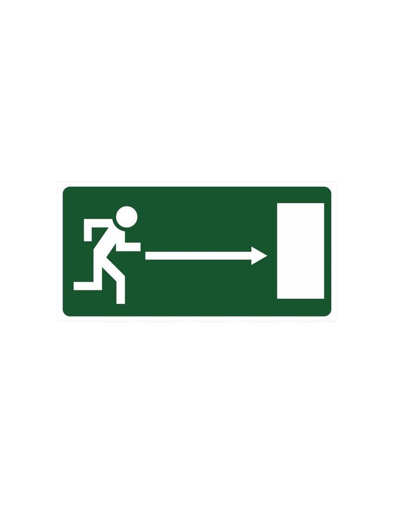 Ruta de escape derecha 1