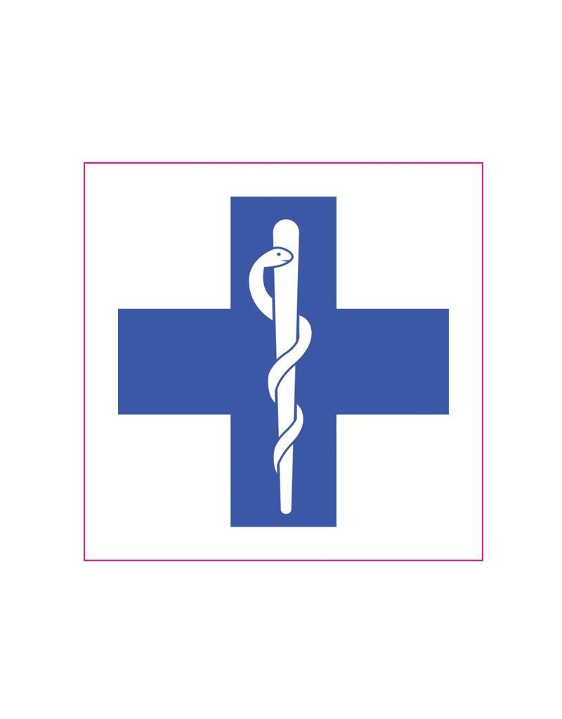 Secourisme croix bleue