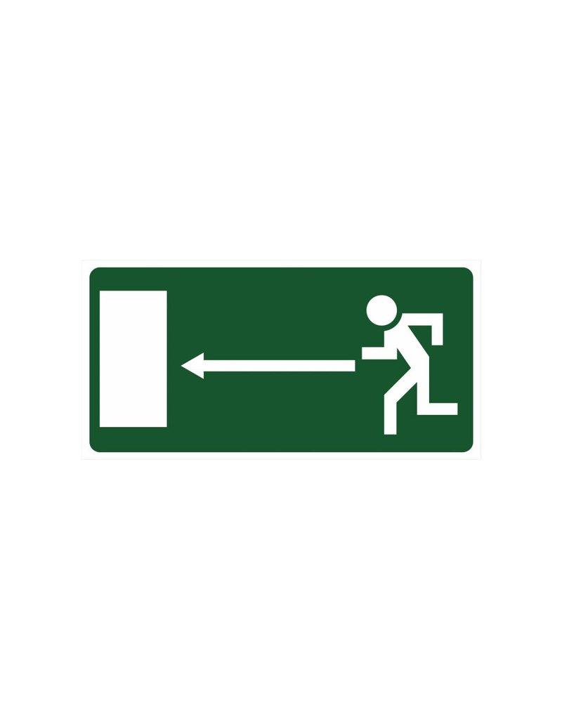 Ruta de escape izquierda 2