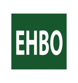 EHBO sticker