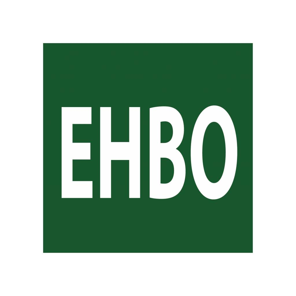 EHBO sticker