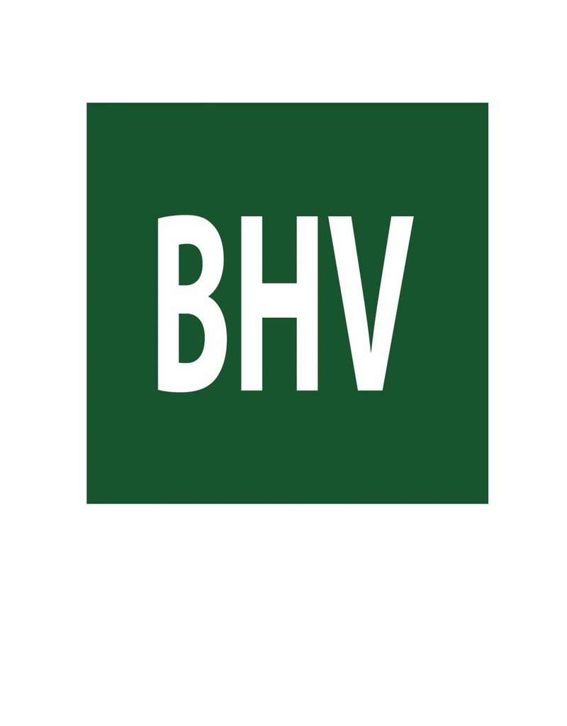 BHV sticker