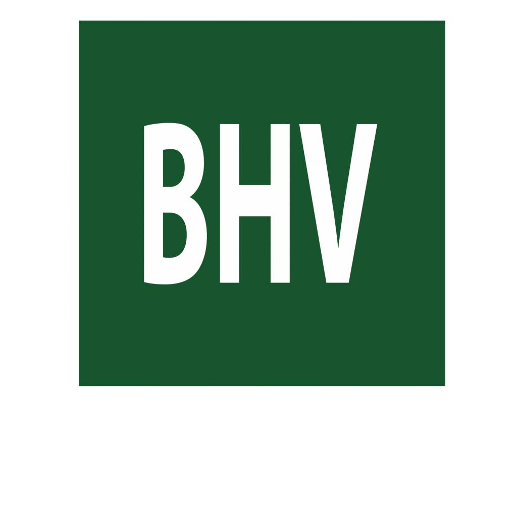 BHV autocollant