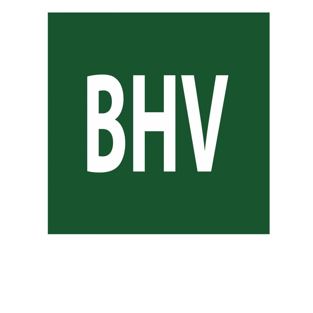 "Pegatina ""BHV"""