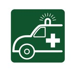 Ambulance Sticker