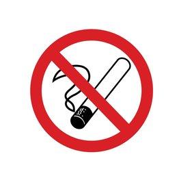 Roken Verboden Sticker