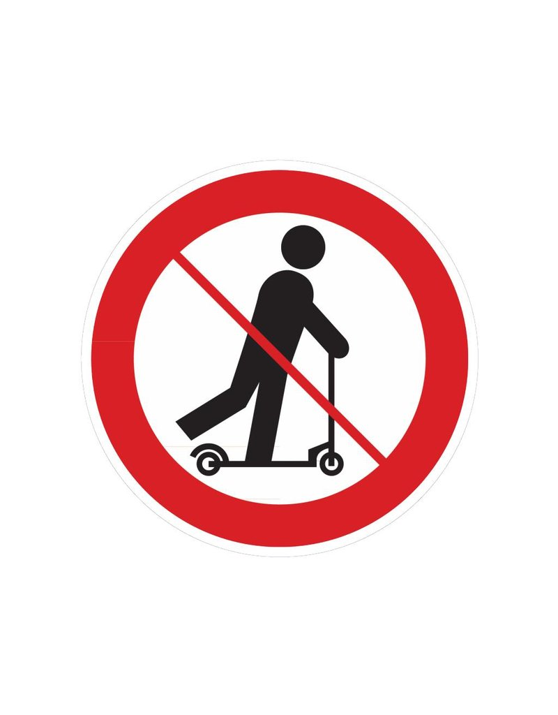 Forbidden to use step sticker