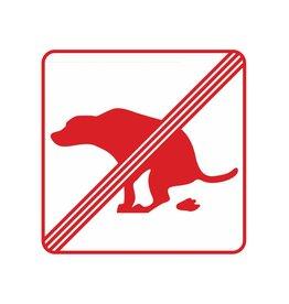 No pasar perros