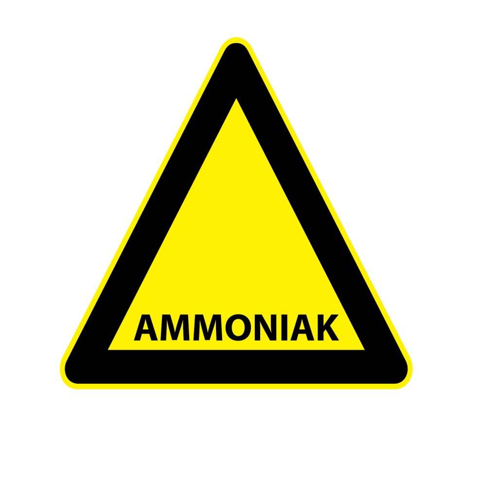 Ammoniaque autocollant