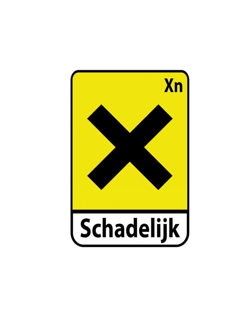 Nocif Xn1 autocollant