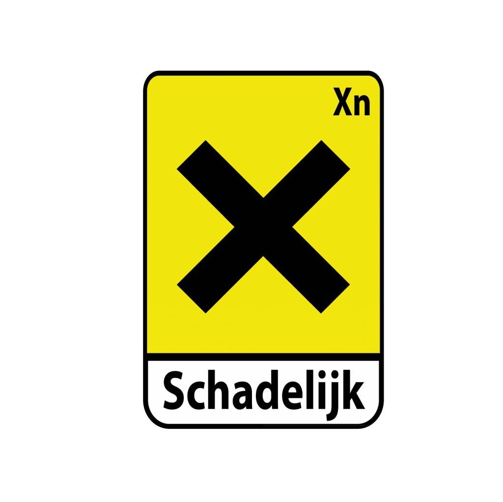 Schadelijk Xn1 Sticker