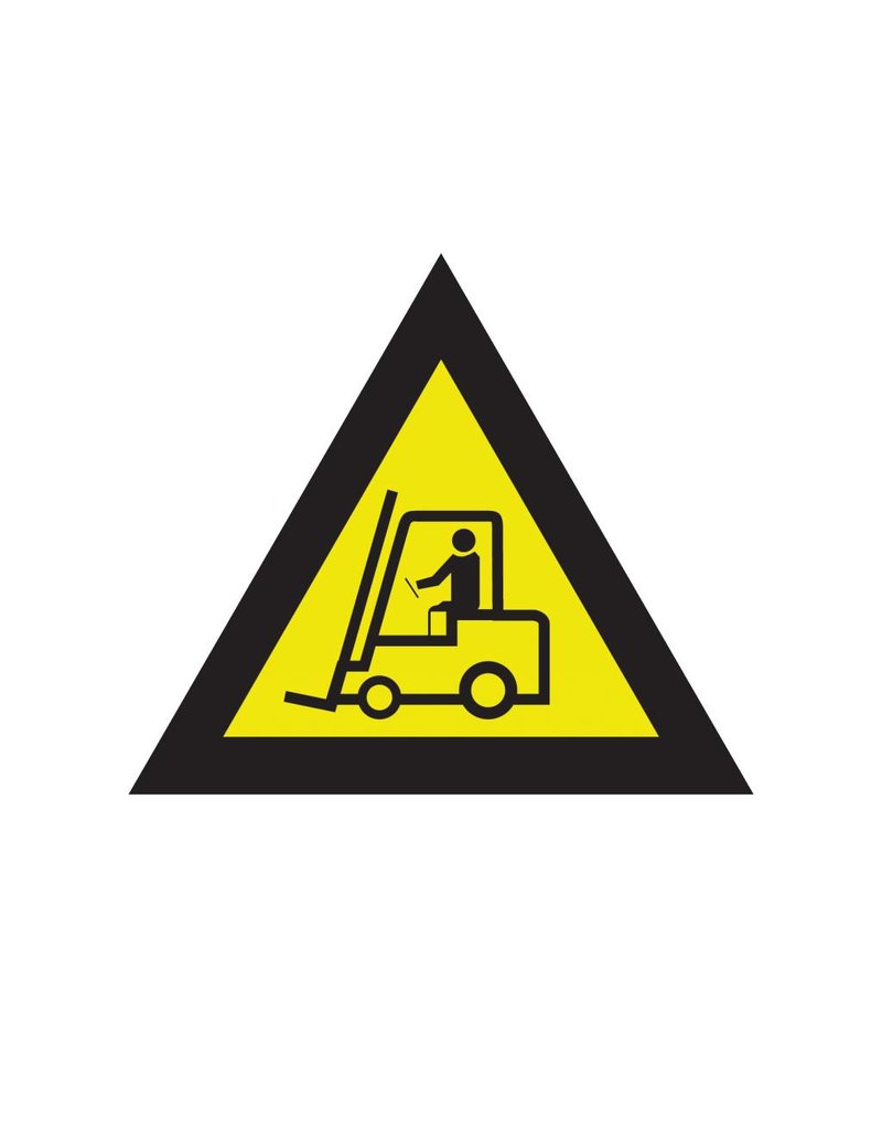 Industrial Vehicles sticker