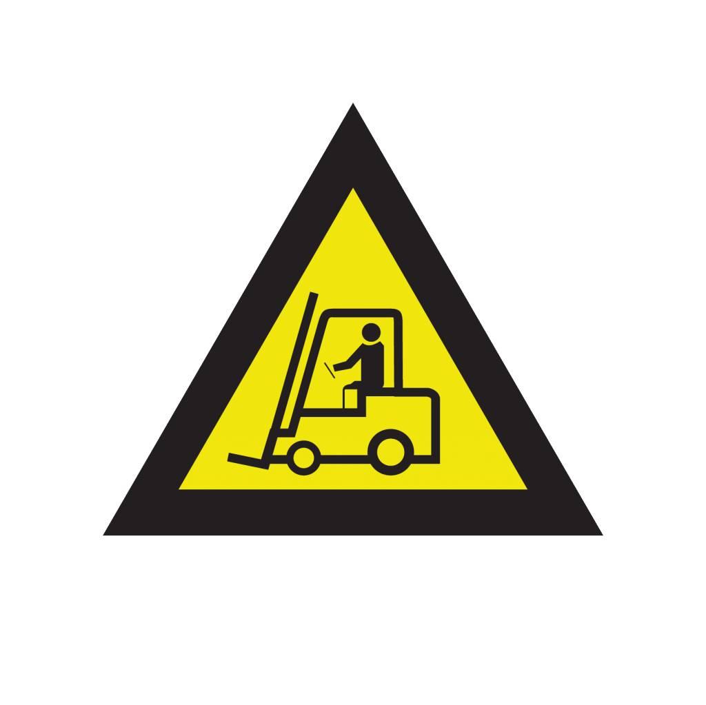 Industriële voertuigen sticker
