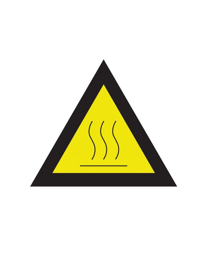Hot air sticker