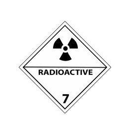 7 Collant radioactif