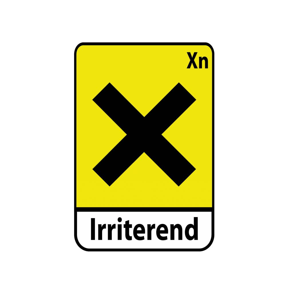Irritating Xn Sticker