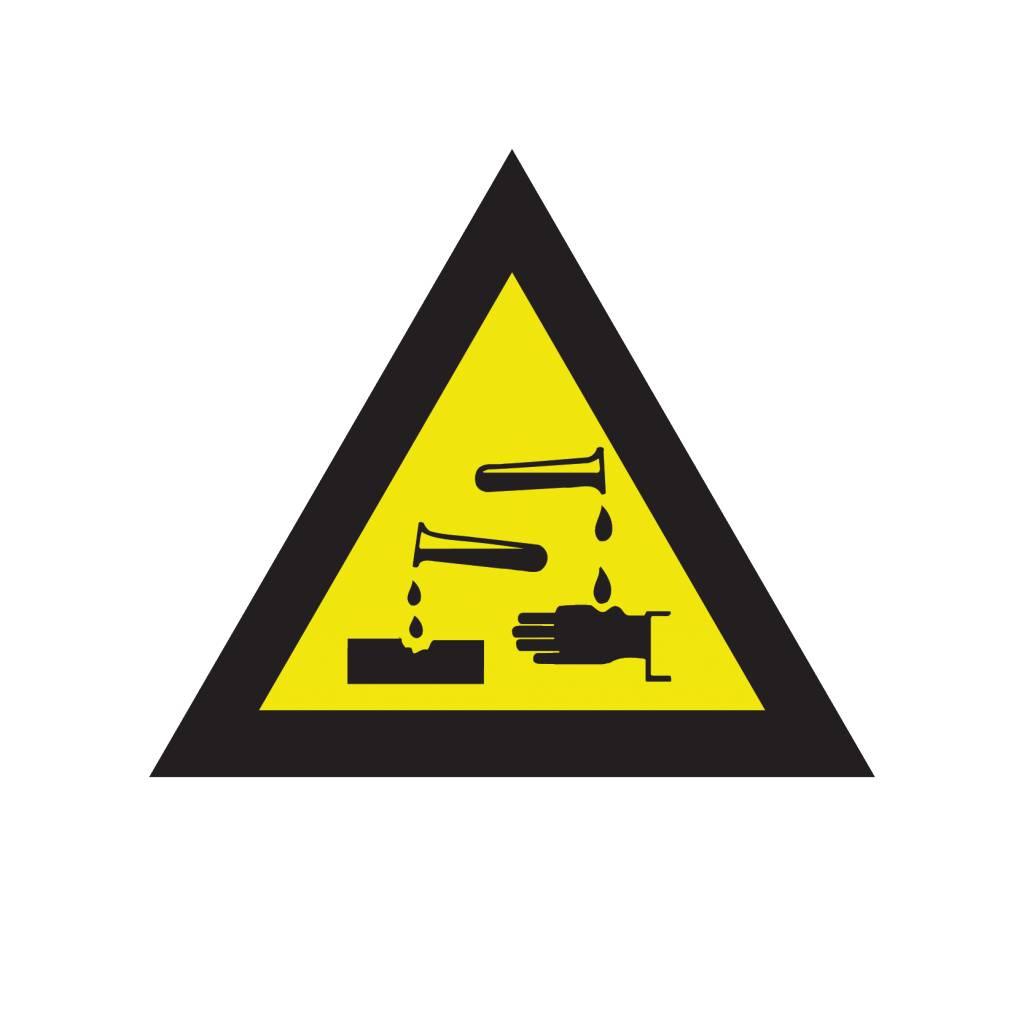 Produits caustiques (corrosif)