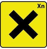 Perjudicial Xn Pegatina