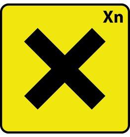 Harmful Xn Sticker