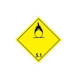 Oxidante 5.1 Pegatina