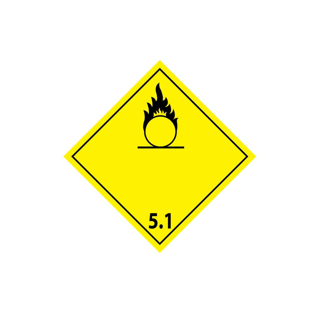 Oxidants 5.1 Stickers