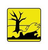 Umweltgefährlich Aufkleber
