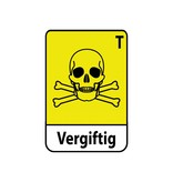 Giftig T1 Sticker