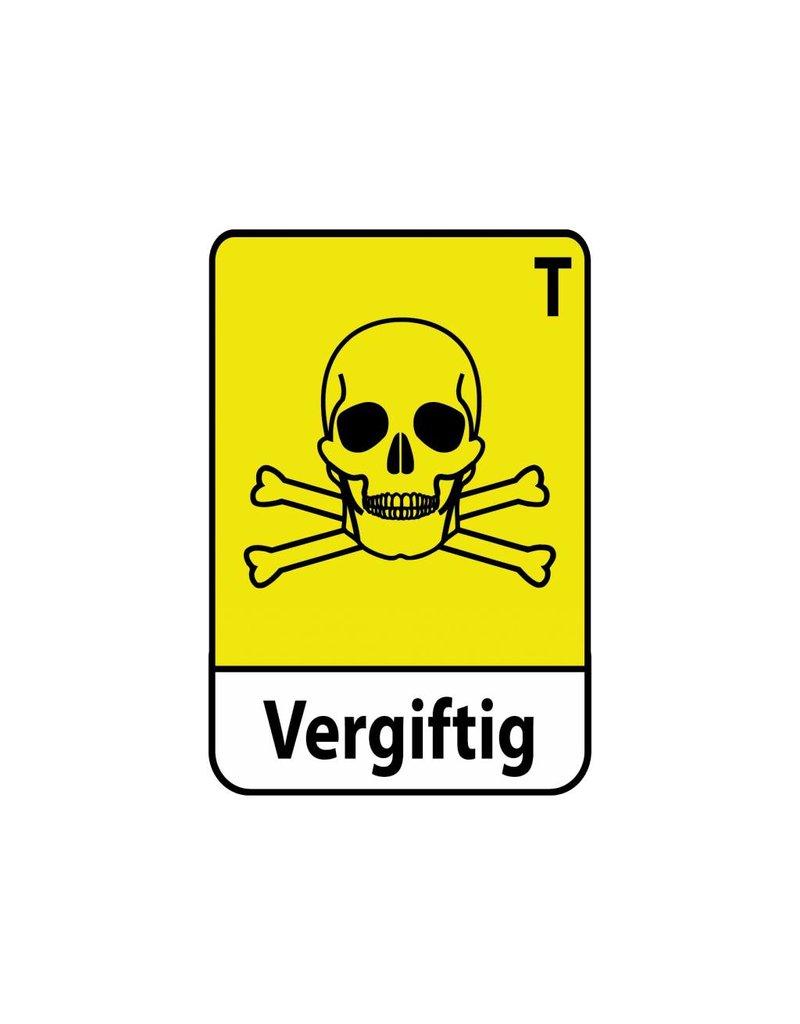 "Pegatina T1 ""giftig"""