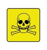 Giftig 2 Sticker