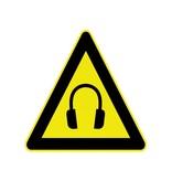 Gehoorbescherming Sticker
