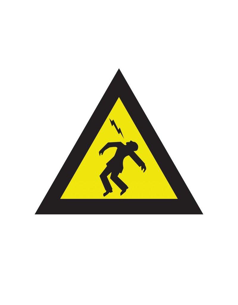 Skipping voltage sticker