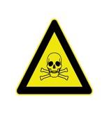 Giftig sticker
