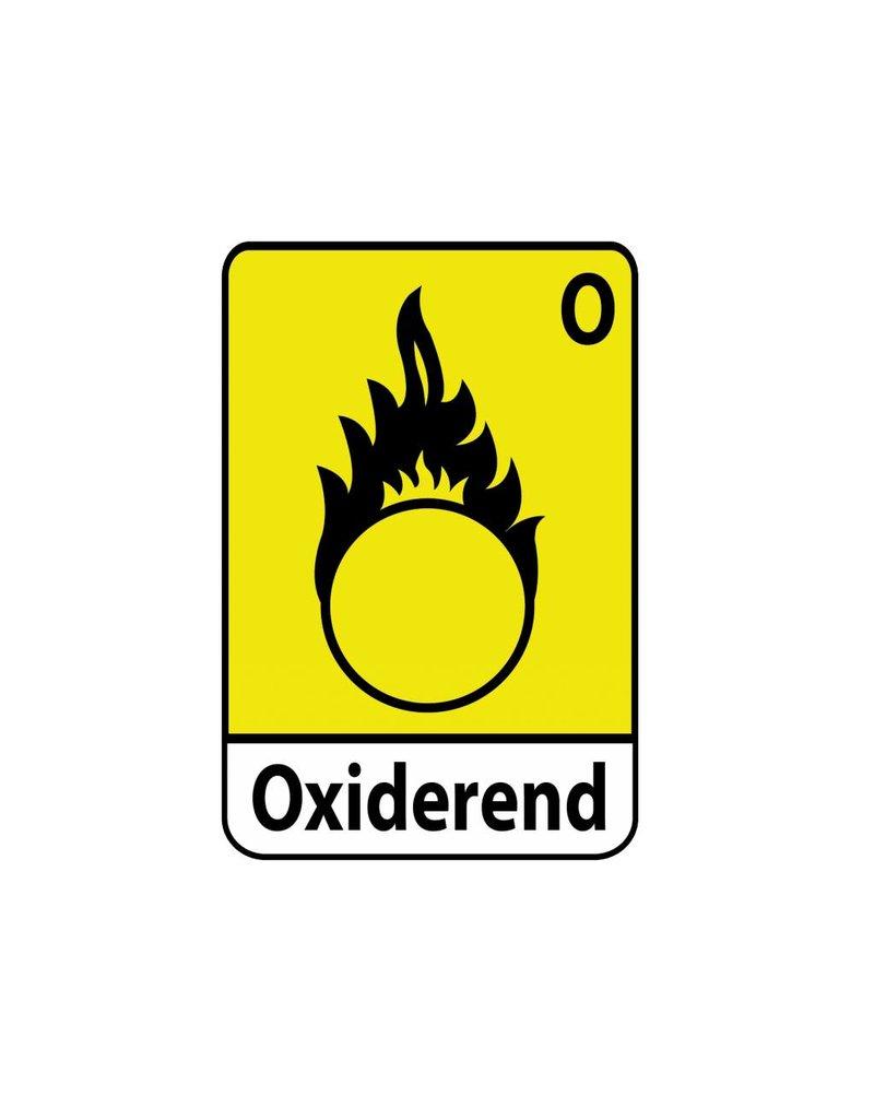 Pegatina oxidante O1