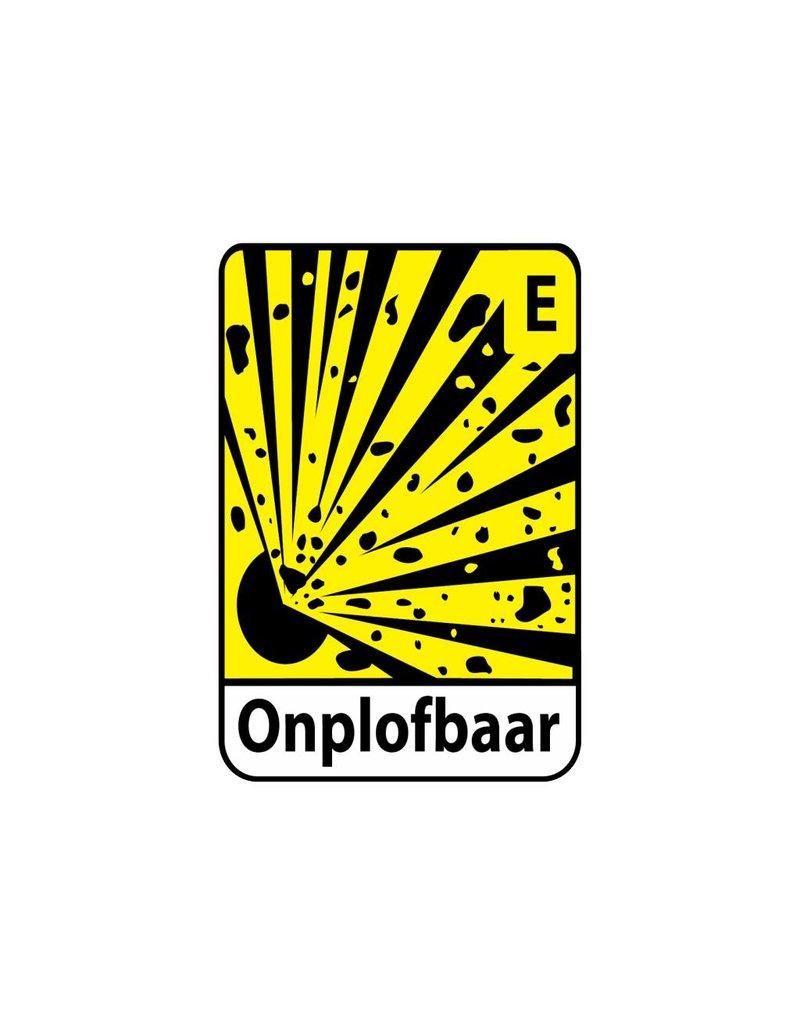 Explosive E2 Sticker