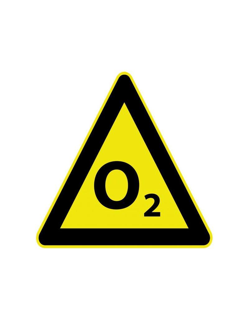 O2 autocollant