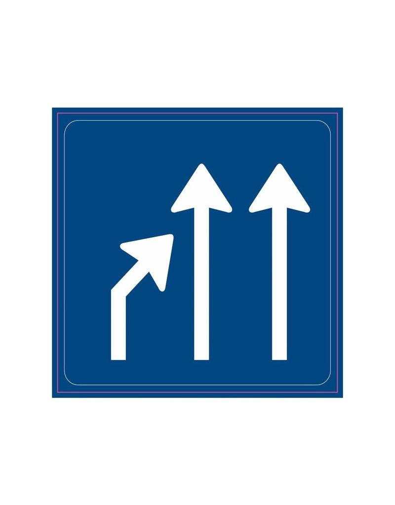End driver's lane