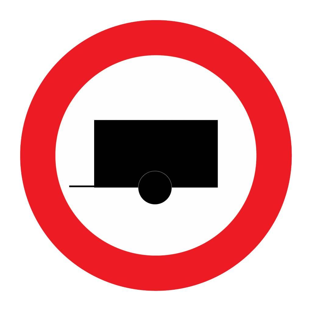 """Sticker aus der Kategorie 'Verkehrsschild-Sticker"""""""