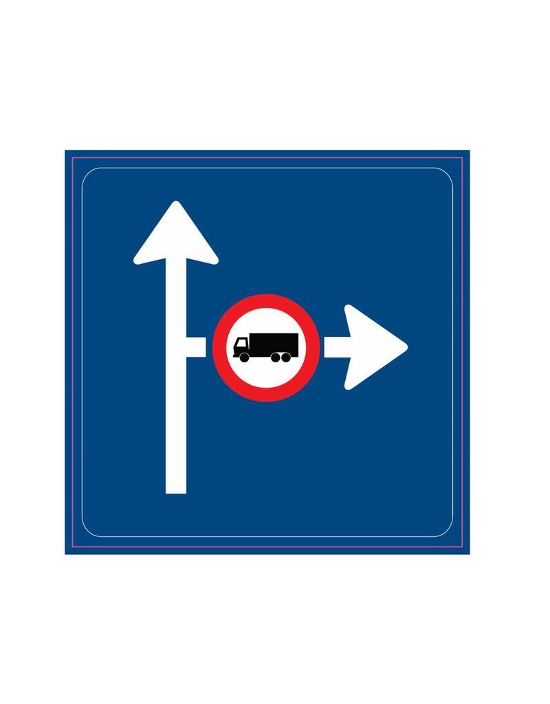 Indication pour la mesure de trafic pour la direction indiquée